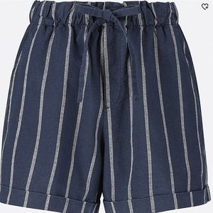 Uniqlo Striped Shorts